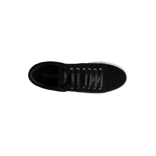 Edition 3 black suede low sneakers