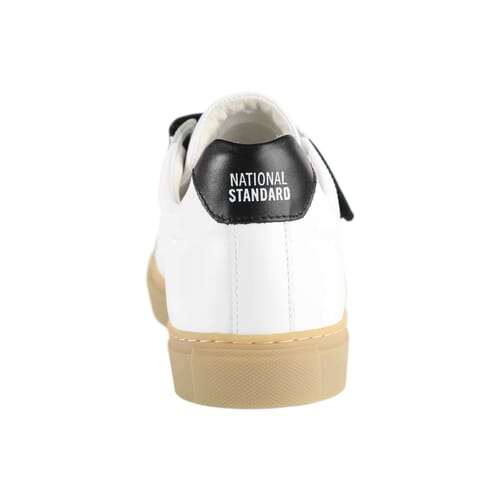 Edition 44 sneakers basses blanches semelle miel