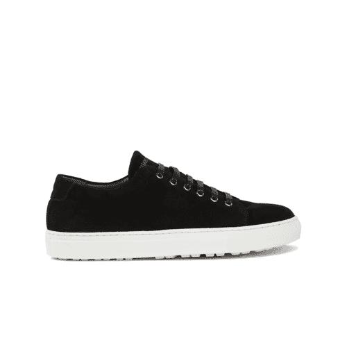 Edition 3 sneakers basses suède noire