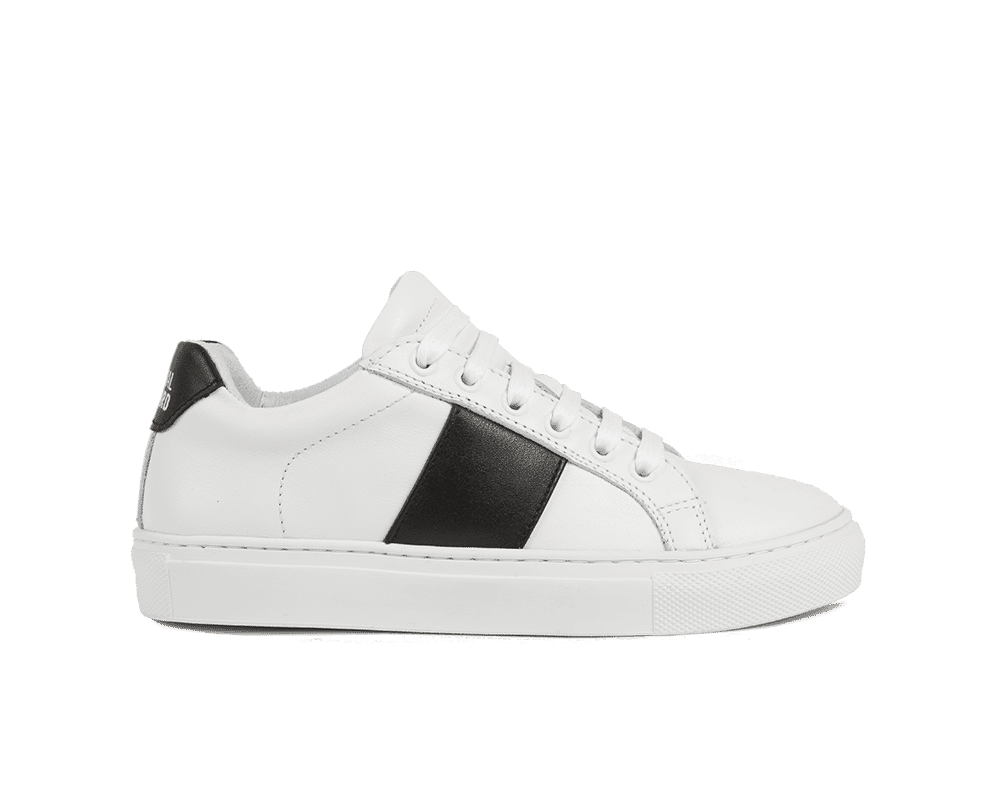 Edition 4 sneakers basses blanches