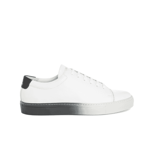 Edition 3 white low sneakers