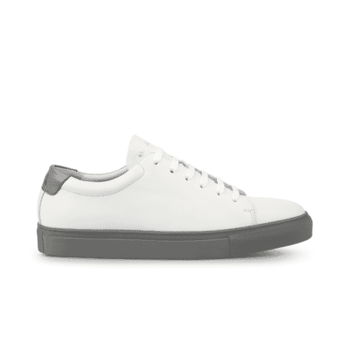 White Edition 3 grey sole