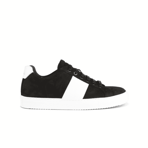 Edition 4 black nubuck