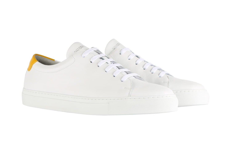 Edition 3 blanche et jaune