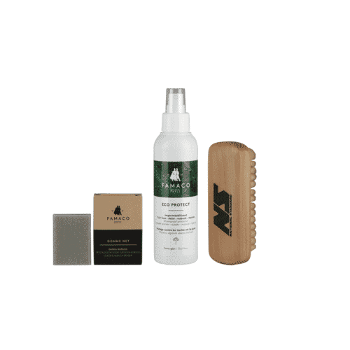 Suede & Nubuck Sneakers Care Kit