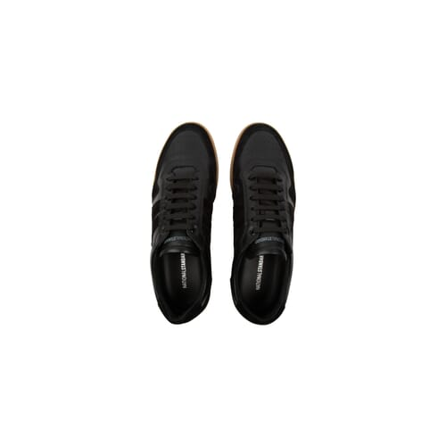 Edition 6 black suede