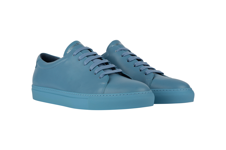 Edition 3 bleue monochrome