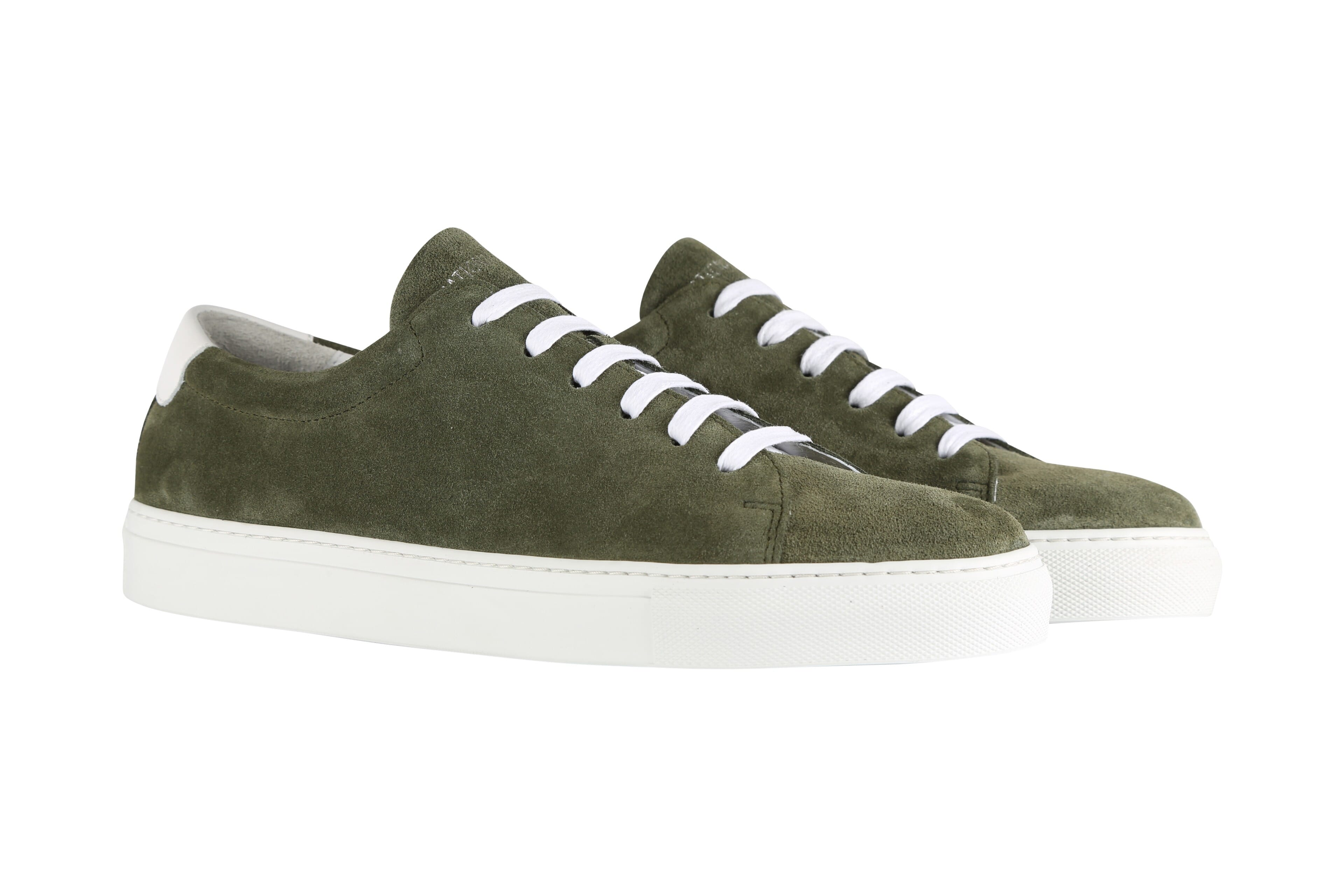 Edition 3 olive suede