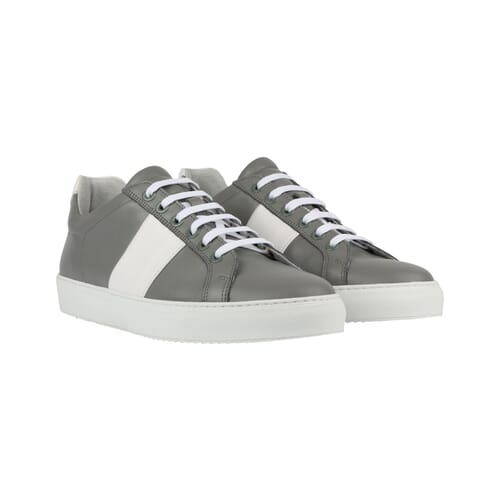 Edition 4 grey and white