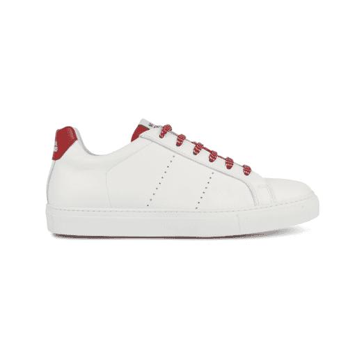 Edition 4 Soft blanche et rouge