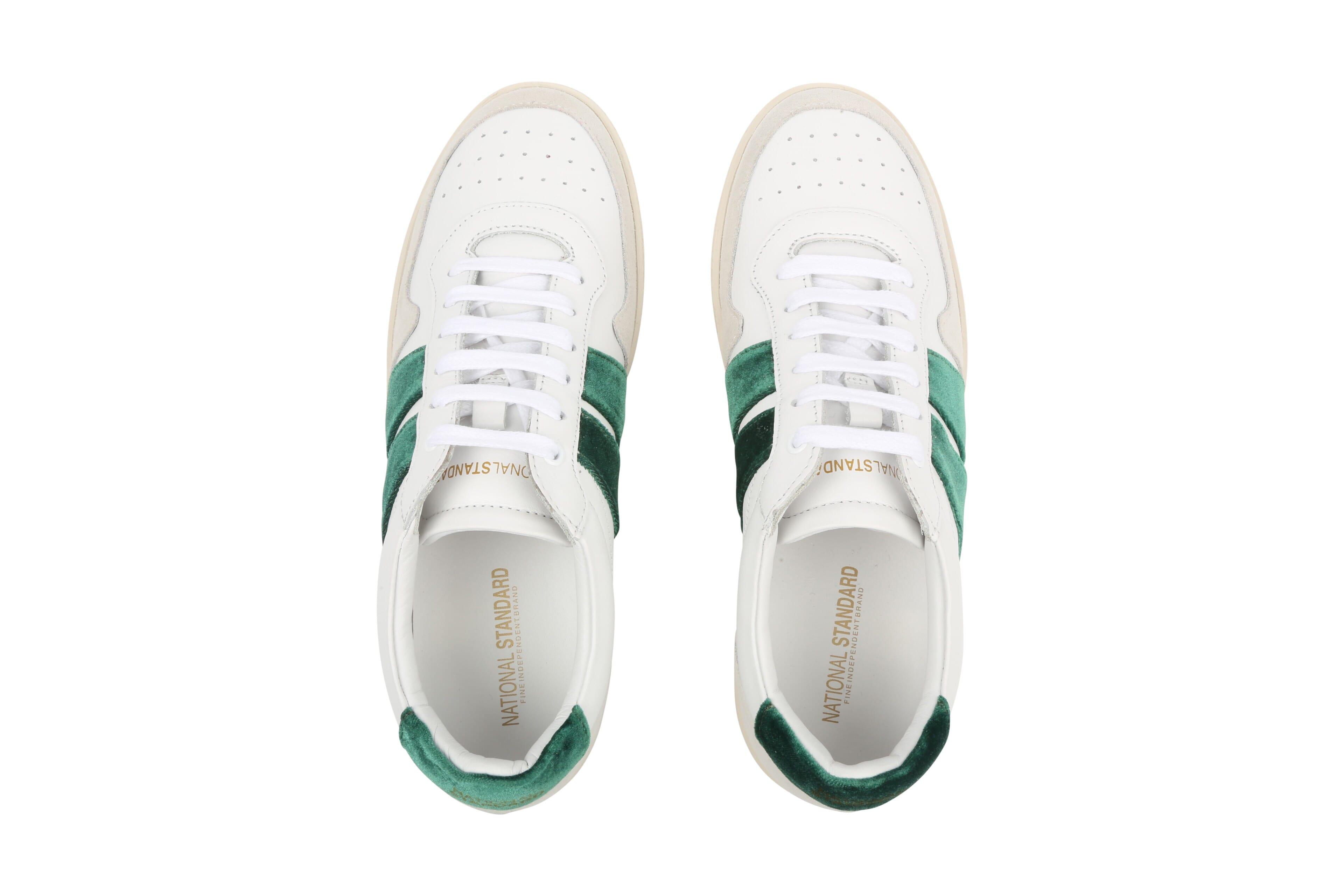 Edition 6 velvet vert