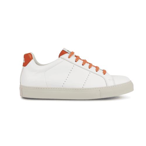 Edition 4 Soft white and orange