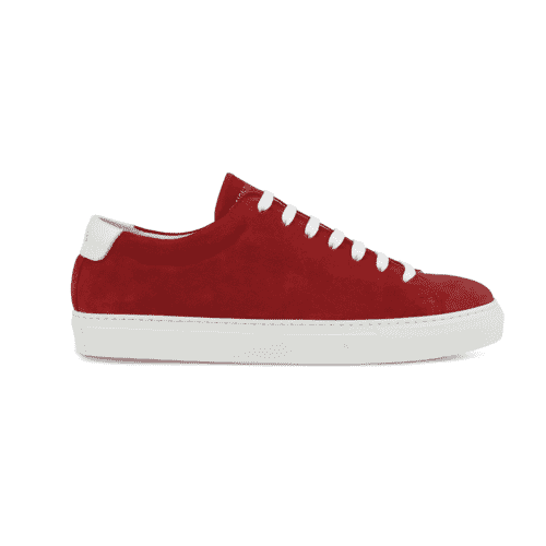 Edition 3 velours rouge