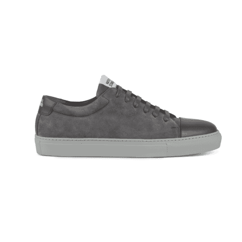 Edition 3 grey suede