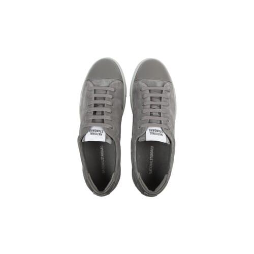 Edition 3 grey suede