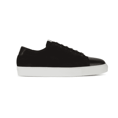 Edition 3 black suede