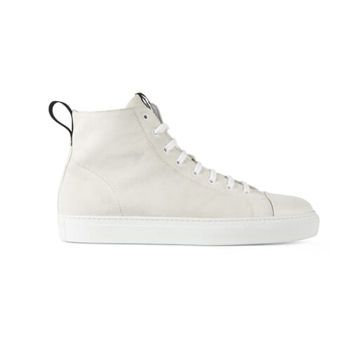 EDITION 2 IVORY SUEDE