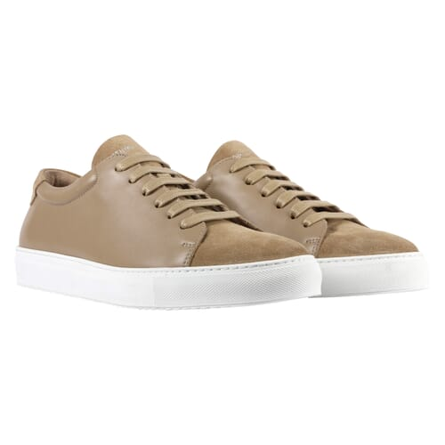 EDITION 3 CUIR VELOURS BEIGE